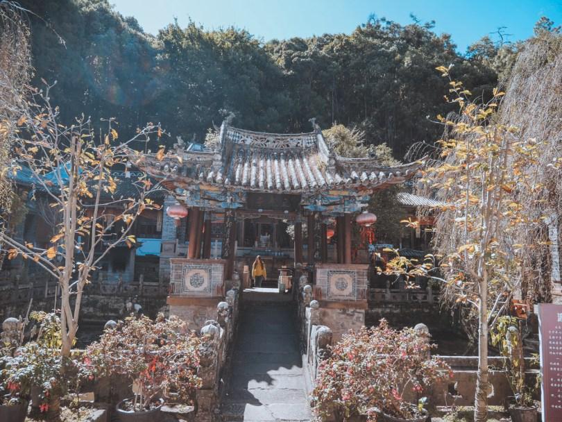 Le village de Xizhou et ses alentours : Dali, Weibaoshan, Zhoucheng