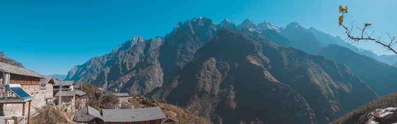 Gorges du Saut du Tigre Yunnan Chine