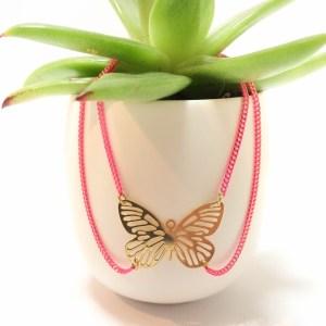 Headband Mon Joli Papillon