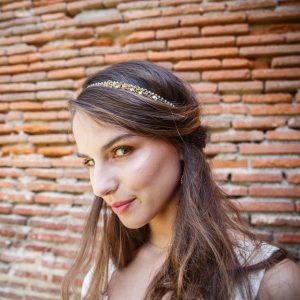 Headband Pétales