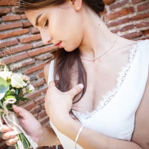 Bracelet Léopa M, argenté