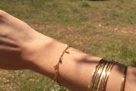 Bracelet Pétales et bracelets semainier Rêve 2