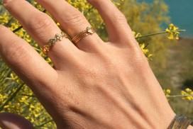 Bague Déesse et Tinta et bracelets semainier Rêve 2-2