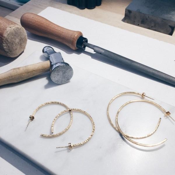 apprendre à fabriquer des boucles d'oreilles à Toulouse