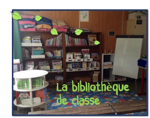la bibliotheque de classe