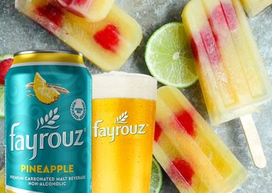 Refreshing Pineapple Popsicles