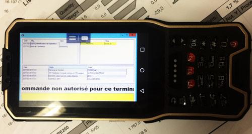 mobile console advance workshop Graitec