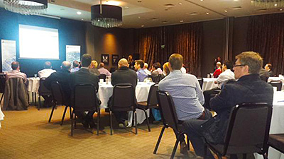 GRAITEC BIM Tour 2015 kicks off in the UK