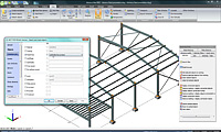 Advance Stel 2012 – Easy  and efficient modelling tools