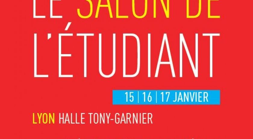 Salon De L Etudiant De Lyon Lyon