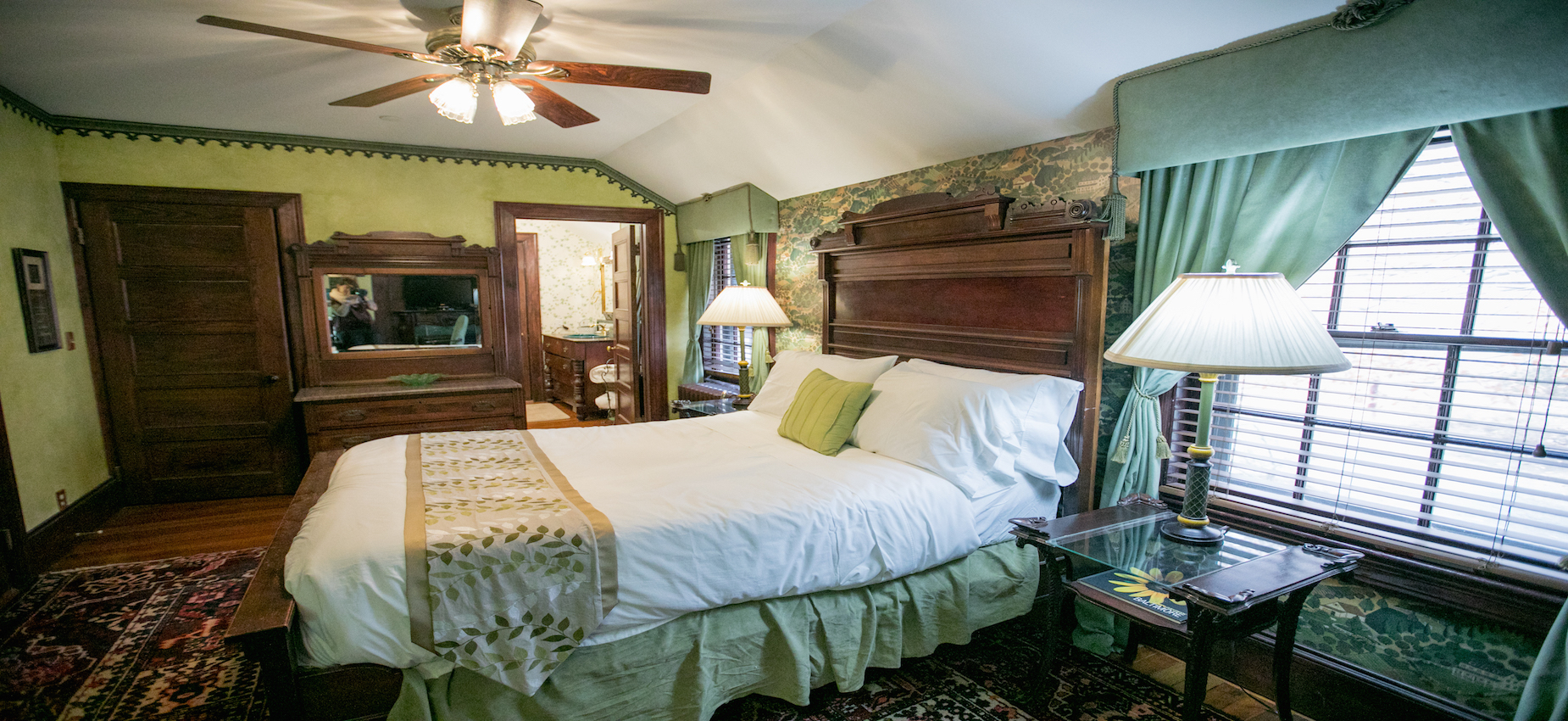 Country Room Gramercy Mansion Bed Amp Breakfast Baltimore MD