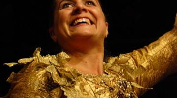 Cecilia Bartoli to sing Maria in West Side Story