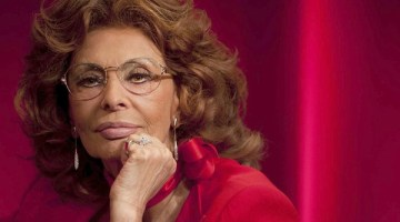 Sophia Loren returns to the big screen after a decade