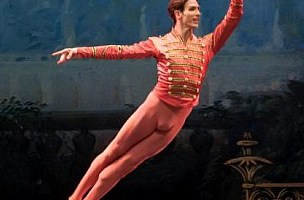 Evan McKie answers the Gramilano Questionnaire… Dancers' Edition