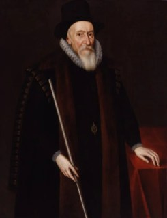 Thomas Sackville, 1st Earl of Dorset, Unknown artist, 1601 © National Portrait Gallery, London