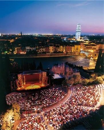 Teatro Romana Verona