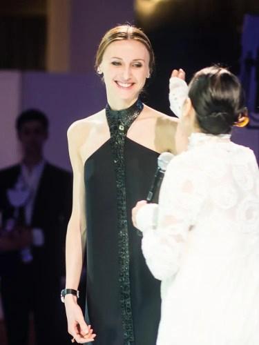 Svetlana Zakharova & Carla Fracci
