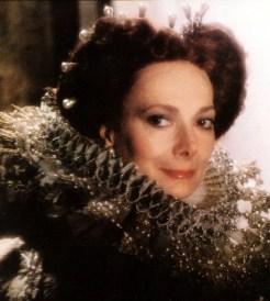 Rossella Falk as Elizabeth I