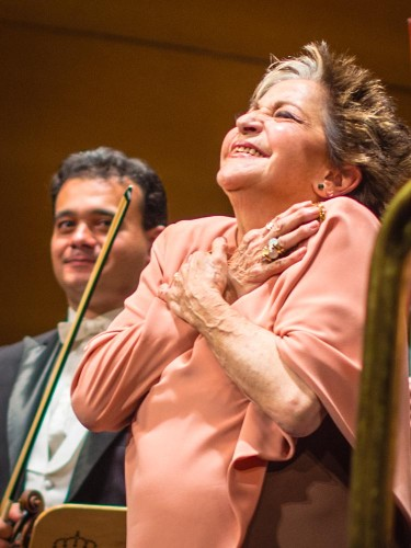 Teresa Berganza at 80