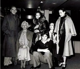 Petipa-et-Crac-at-Espace-Cardin,-with-Pierre-Cardin,-Rosella-Hightower,-Yvette-Chauvire,-Gigi-Caciuleanu-and-Svetlana-Beriosova
