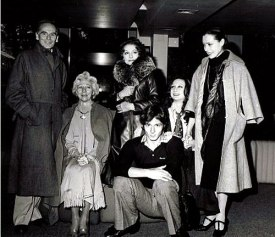 Petipa-et-Crac-at-Espace-Cardin,-with-Pierre-Cardin,-Rosella-Hightower,-Yvette-Chauvire,-Gigi-Caciuleanu-and-Svetlana-Beriosova