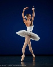 Jurgita Dronina in Grand Pas Classique by by Angela Sterling