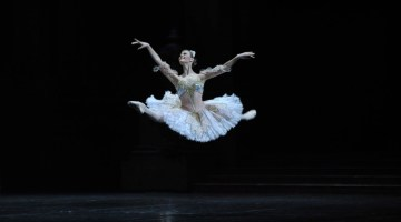 Jurgita Dronina to become Lead Principal Dancer with English National Ballet