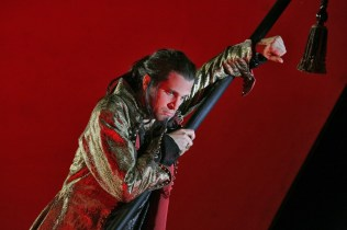 Luca Pisaroni as Maometto - photo Ken Howard