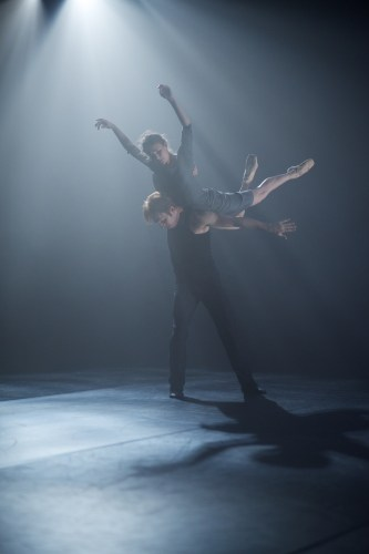 Alina Cojocaru and Johan Kobborg by David West