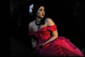 Desirée Rancatore in La Traviata, Monte Carlo 2013 - photo by A Hanel