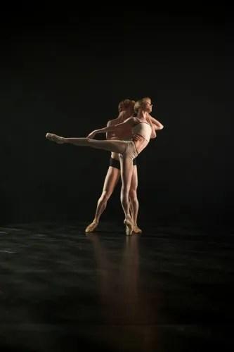 Sarah Lamb and Steven McRae by David West