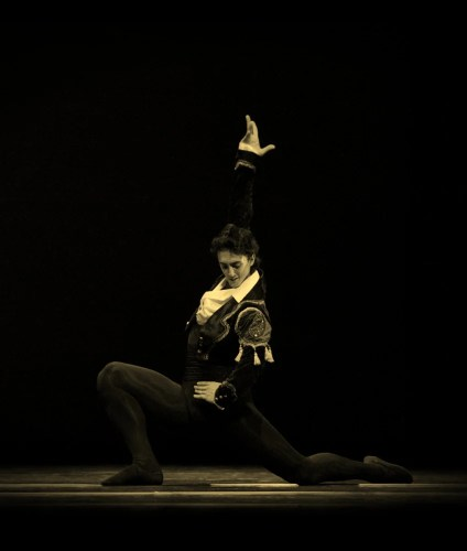 Vittorio Galloro, Don Quixote, Introdans Ballet Gala, Amsterdam 2007