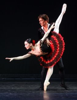 Julio Bocca and Tamara Rojo in Don Quixote