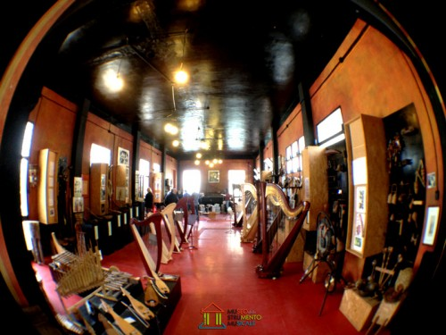 Museo dello Strumento Musicale