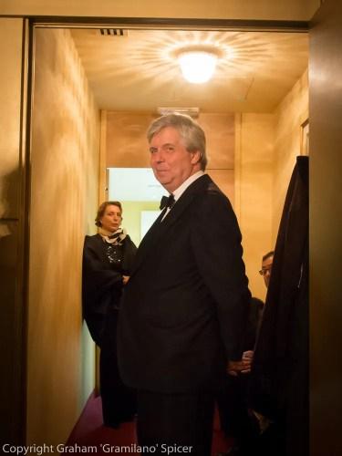La Scala's Director, Stéphane Lissner