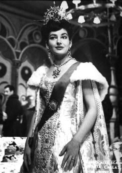 Maria Callas in Fedora - Teatro alla Scala, 1956