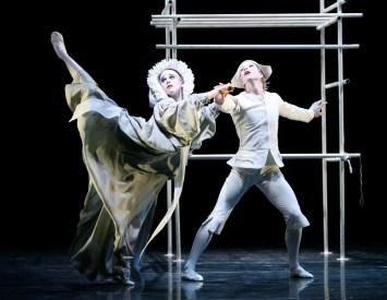 Pierrot lunaireC: Glen TetleyT: Katja Wünsche, Marijn Rademaker