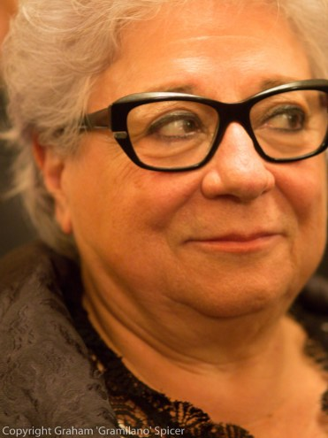 President of Milan's High Court, Livia Pomodoro