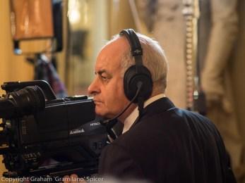 RAI cameraman