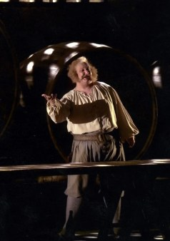 Ambrogio Maestri in Falstaff 2001 Teatro alla Scala, Milan