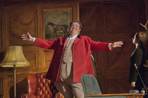 Ambrogio Maestri in Falstaff at Covent Garden