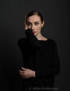 Eve Grinsztajn, première danseuse à l'Opéra de Paris