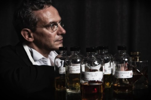 Fabio Luisi and his FL Parfums - photo by Barbara Luisi