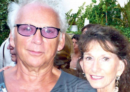 Ivan Nagy and Marilyn Burr
