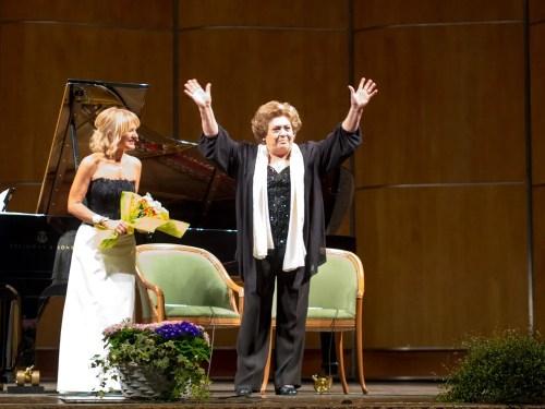 Fiorenza Cossotto - Marietta Alboni Award