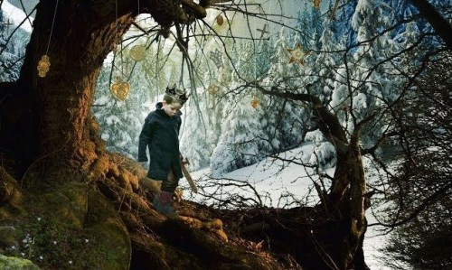 The Royal Ballet's publicity graphic for The Winter's Tale