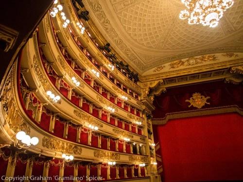 Teatro alla Scala by Gramilano