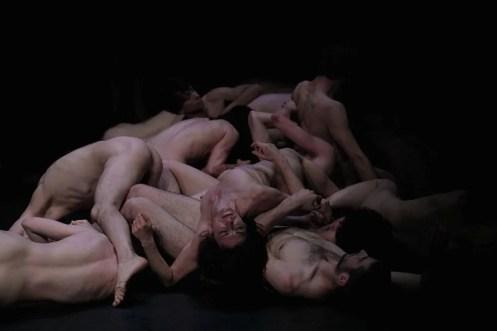 'Tragédie' Olivier Dubois - photo François Stemmer