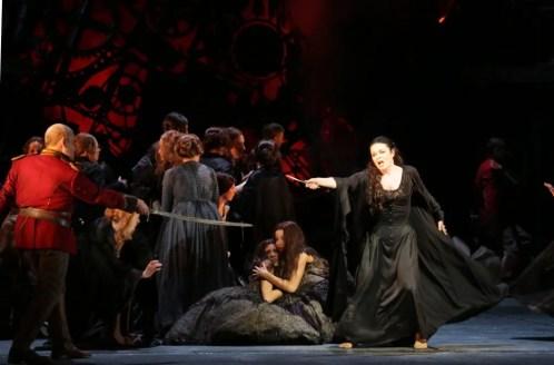 Anna Caterina Antonacci in Les Troyens 2