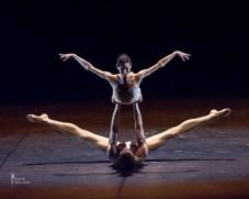 Lucia Lacarra and Marlon Dino in Light Rain, Barlin, 2014